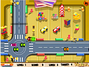 Toy Traffic Control game