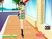 Play Fashion crush dressup Game