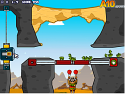 Juega al juego gratis Amigo Pancho 3