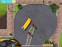 School Bus License 2 game