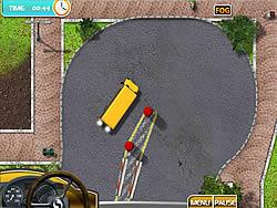 Gioca gratuitamente a School Bus License 2