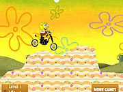 SpongeBob Bike game