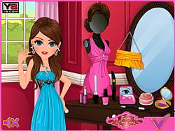 Spielen Sie das Gratis-Spiel  Makeover For Prom
