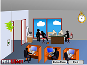 Play Stickman death office Game
