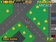 Play Airplane hangar parking Game