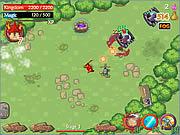 Nuke Defense game