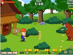 Defend Your Cabin spel