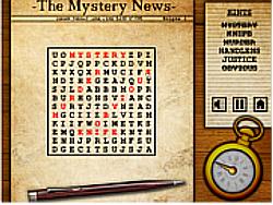 Gioca gratuitamente a Mystery Words