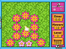 Flower Click game