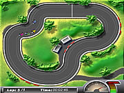 Micro Racers game