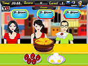 South Indian Dish game