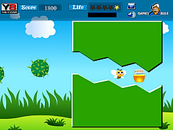 Honey Collect game