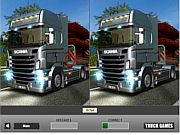 Play Truck differences 2 Game