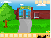 Play Escape the zoo 2 Game