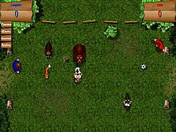 Gioca gratuitamente a Soccer On The Nature