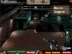 Jogar jogo grátis Prison Shootout