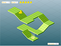 Rubber Duck Adventure game