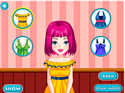 Play Hairdresser on vacation Game