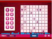 Greater Than Sudoku 1 game