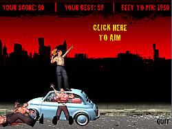 Spielen Sie das Gratis-Spiel  Zombie Golf Riot