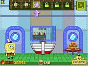 Play Spongebob squarepants krabby patty grabber Game