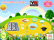 Play Cooking cheesecake Game