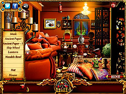 Treasure Island - Hidden Objects game