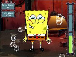 juego Spongebob's Bubble Bustin