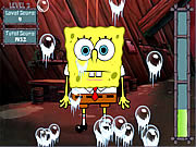 Spongebob's Bubble Bustin game