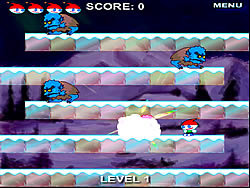 Snow Trouble game