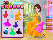 Play Romantic dinner date makeover Game