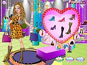Play Super shopping mania Game