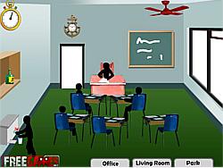 Permainan Stickman Death Classroom
