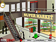 Play Stickman death shopping mall Game