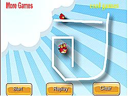 Angry Bird Rescue Princess game