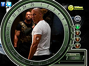 Fast and Furious - Hidden Numbers game