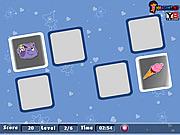 Play Dora matching Game