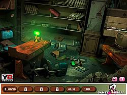 Hidden Alphanumeric game