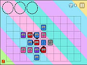 Colormons game