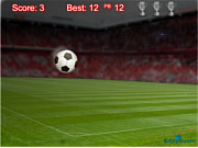 Play London kick ups Game