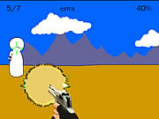 Juega al juego gratis Terrorist Hunt v4.0