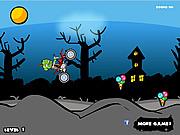 Play Zombie baby biker Game