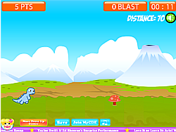 Deeno Run game