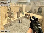Juega al juego gratis Terrorist Hunt v5.1