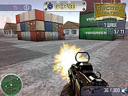 American Soldier game