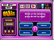 Play Quiz mania Game