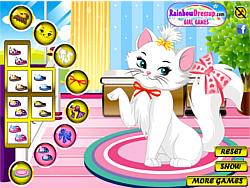Precious Little Kitty game