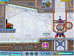 무료 게임 플레이 Snail Bob 4 Space