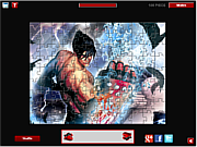 Play Street fighter jigsaw Game