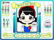 เล่นเกมฟรี Snow White Make up